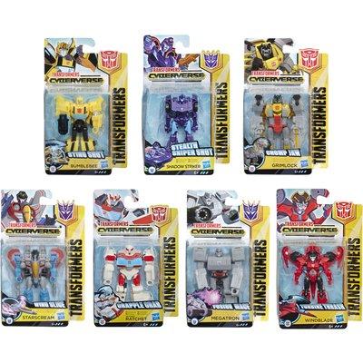 Transformers Cyberverse Scout Classic Figure Assortment