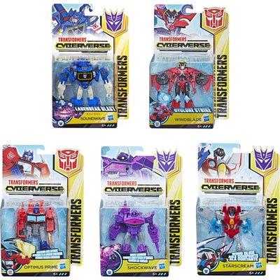 Transformers Cyberverse Warrior Classic Figure Assortment