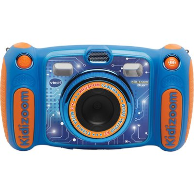 VTech Blue Kidizoom Duo 5.0 Camera