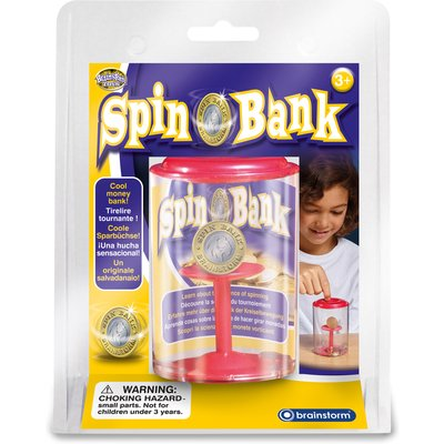 Spin Bank Money Game