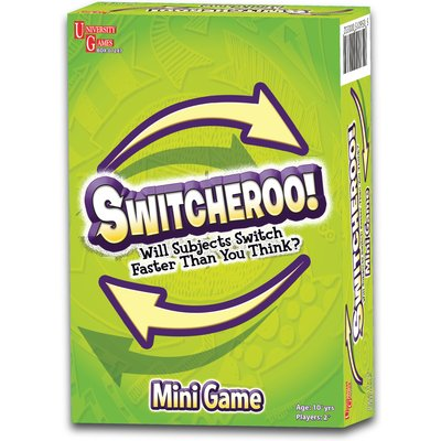 Switcheroo Mini Board Game