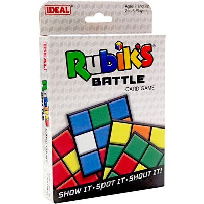 Rubik Battle Card Game