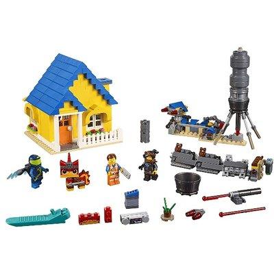 LEGO Movie 2 Emmet's Dream House & Rescue Rocket 70831