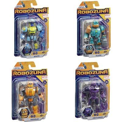 Robozuna 12.5cm Action Figures Assortment