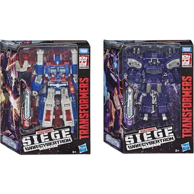 Transformers Generations Siege Leader Figure Assortment