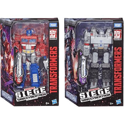 Transformers Siege Battle Masters Large Assortment