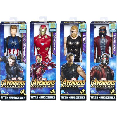 Avengers Infinity War Titan Hero Series A Assortment Pack