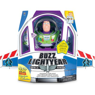Toy Story 4 Signature Collection Buzz Lightyear