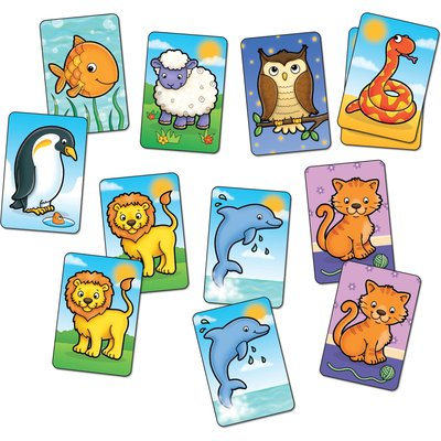 Mini Games Animal Match