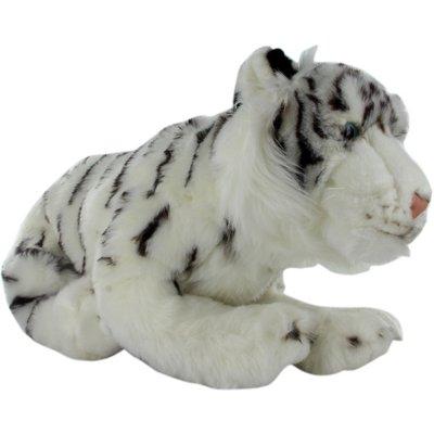 Hamleys Tara White Tiger Soft Toy