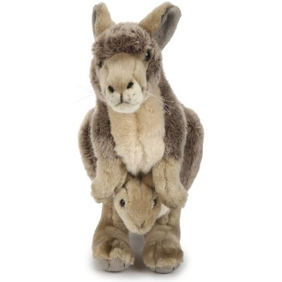 Hamleys Katie Kangaroo Soft Toy