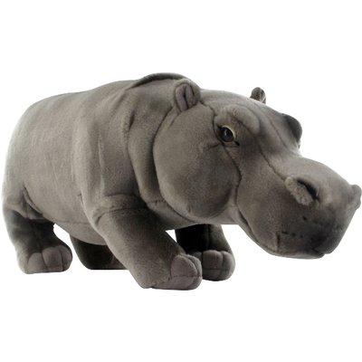 Hamleys Hollie Hippo Soft Toy