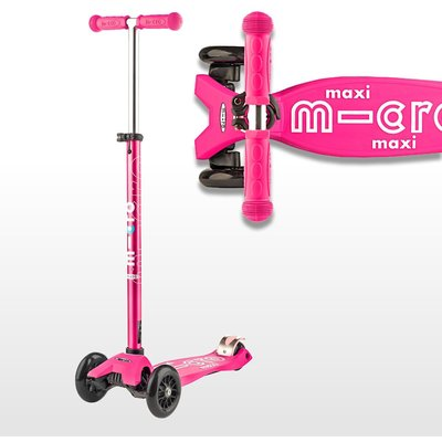 Micro Scooter Spirite Pink