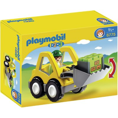 Playmobil 123 Front Loader 6775