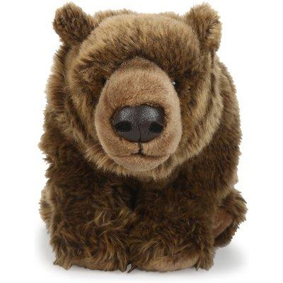 Hamleys Grizelda Grizzly Bear Soft toy