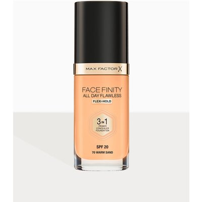 Max Factor Facefinity All Day Flawless Foundation Warm Sand, Warm Sand