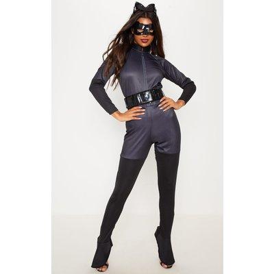 Black The Dark Night Rises Catwoman Costume, Black