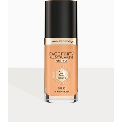 Max Factor Facefinity All Day Flawless Foundation Warm Golden, Warm Golden