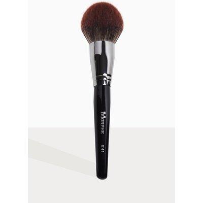Morphe E41 Round Deluxe Powder Brush, Black