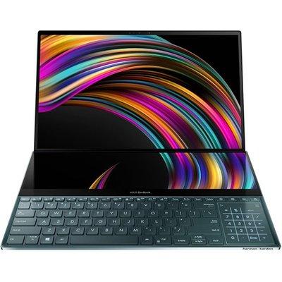 ASUS ZenBook Pro Duo UX581GV H2001R   15 6  Intel   Core    i9 9980HK   32 GB RAM   1 TB SSD - 4718017488310