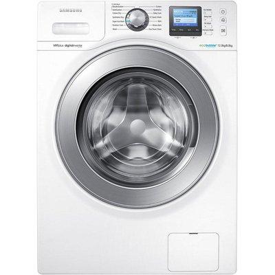 WD12F9C9U4W 12Kg 1400 Spin Washer Dryer - 8806086123693