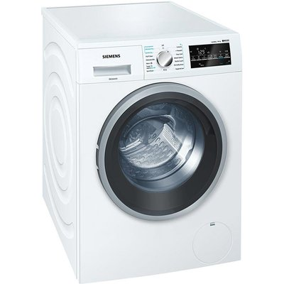 Siemens WD15G421GB Washer Dryer  8kg Wash 5kg Dry Load  A Energy Rating  1500rpm Spin  White - 4242003706992