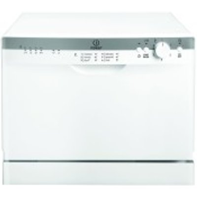 8007842752977   Indesit ICD661 dishwashers table top  in White
