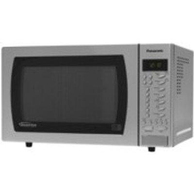 Panasonic NN ST479S Sensor Microwave Oven  Stainless Steel - 5025232520244