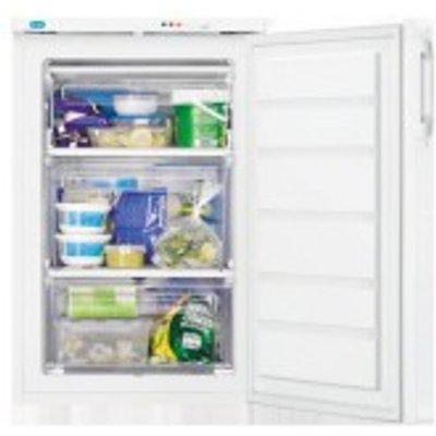Zanussi ZFT11105WA Freestanding Freezer  A  Energy Rating  55cm Wide  White - 7332543408382
