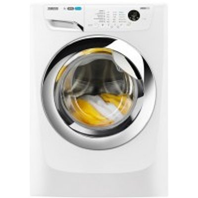 Zanussi ZWF91483WH Washing Machine  9kg Load  A    Energy Rating  1400rpm Spin  White - 7332543366682