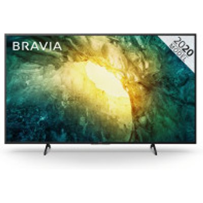 "Bravia KD65X7052PBU 65"" LED 4K HDR TV"