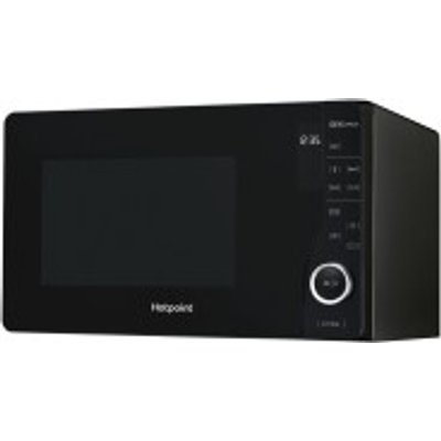 Hotpoint MWH2621MB Freestanding Microwave  Black - 5016108959367