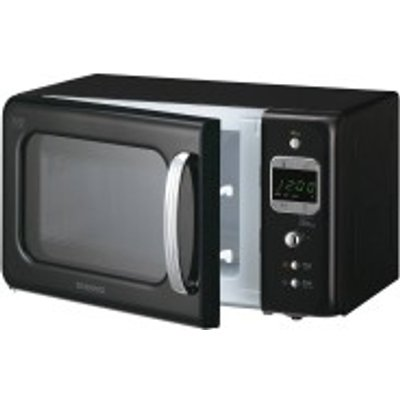 Daewoo KOR7LBKB 20L Touch Control Microwave in Gloss Black - 5031117813271