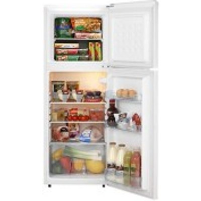 Lec T50122W Fridge Freezer  A  Energy Rating  50cm Wide  White 5052263019447