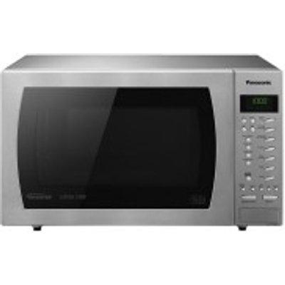 5025232821211 | Panasonic NN CT585S Freestanding Combination Microwave  Stainless Steel