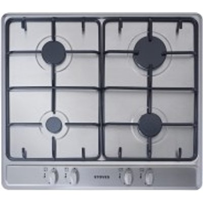 Stoves SGH600C Gas Hob  Stainless Steel - 5052263008748