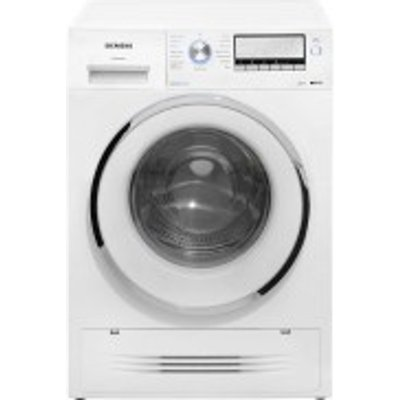 Siemens WD15H520GB Washer Dryer  7kg Wash 4kg Dry Load  A Energy Rating  1500rpm Spin  White - 4242003705780