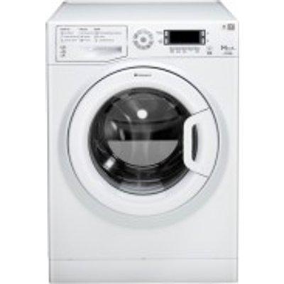 Hotpoint WDUD9640P Washer Dryer White - 5016108785850