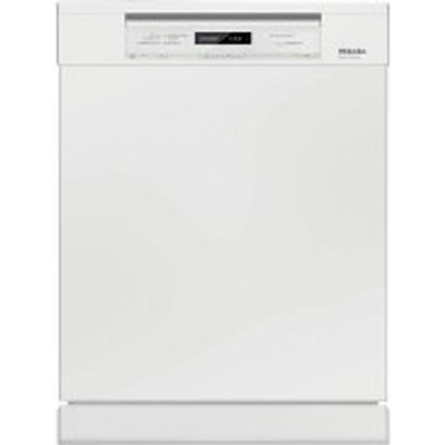 Miele G6730 SC Freestanding Dishwasher  White - 4002515693643