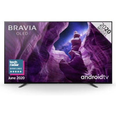 """Bravia KD65A8BU 65"""" OLED 4K HDR Android TV"""