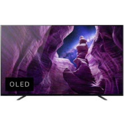 A8 KE-55A8 4K Ultra HD HDR OLED Smart Android TV