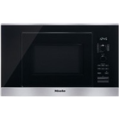 Miele M6032 SC ContourLine Built In Microwave with Grill  Clean Steel - 4002515275276