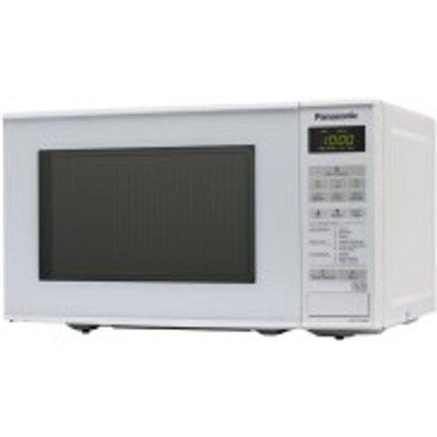 Panasonic NN E271W Microwave Oven  White - 5025232622955
