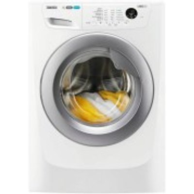 Zanussi ZWF91483W washing machines  in White - 7332543366699