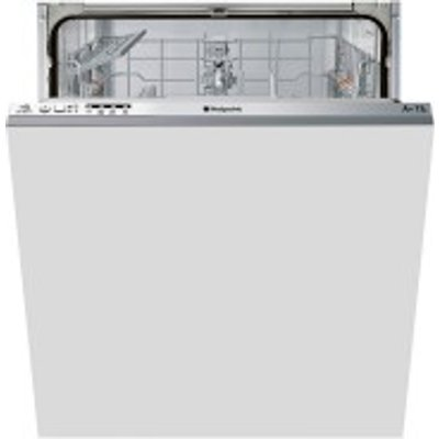 Hotpoint LTB4B019 Integrated Dishwasher  White - 5016108829103