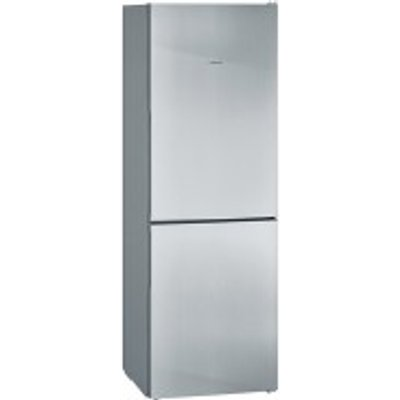 Siemens KG33VVI31G Low Frost Easyclean Stainless Steel Door Freestanding Fridge Freezer - 4242003666623