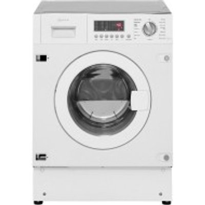 Neff V6540X1GB Integrated Washer Dryer  7kg Wash 4kg Dry Load  B Energy Rating  1400rpm Spin - 4242004197010