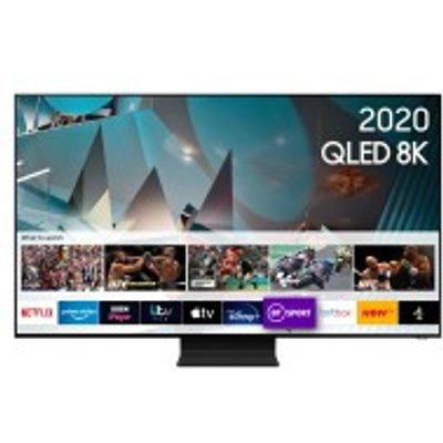 "QE82Q800T 82"" Q800T QLED 8K HDR 2000 Smart TV with Tizen OS"