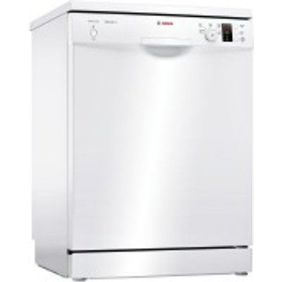 BOSCH SMS25AW00G Full size Dishwasher   White  White - 4242005028412