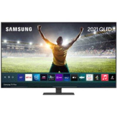 """QE75Q80A 75"""" QLED 4K HDR 1500 Smart TV"""